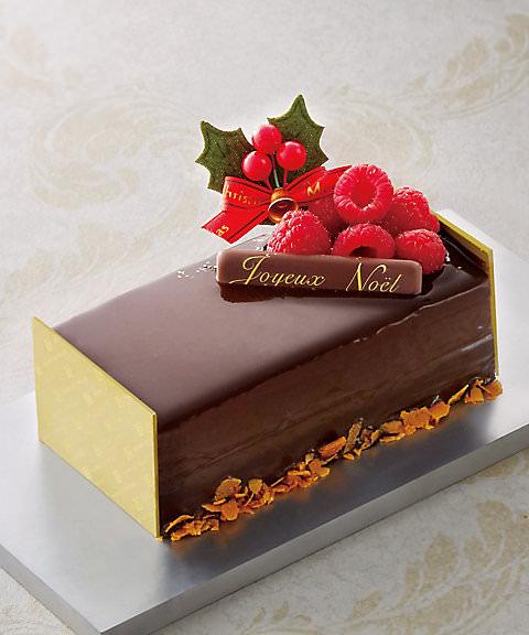 アンリ・ルルー クリスマスケーキ 2016
