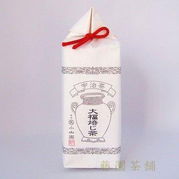 年始の挨拶 手土産 大福茶