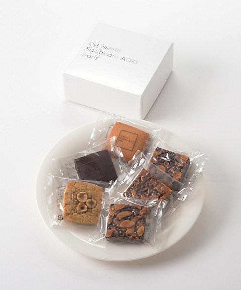サダハル・アオキ 焼き菓子
