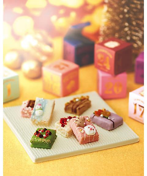 カフェ オウザン クリスマスカレンダー