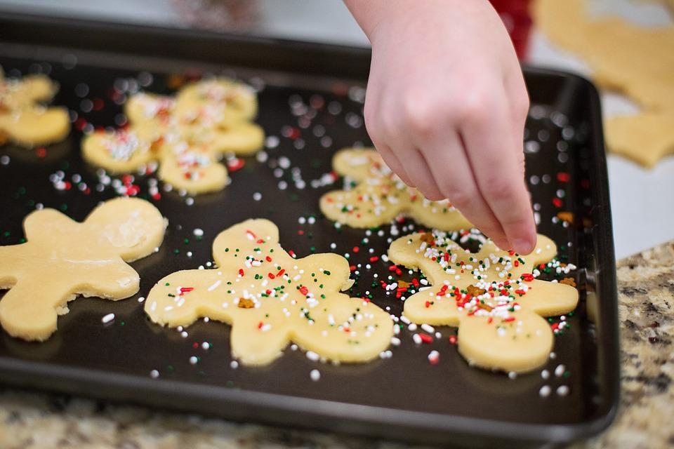 クリスマス 伝統菓子
