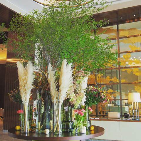 パレスホテル東京 香り (2)