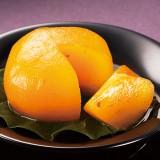 柿デザート