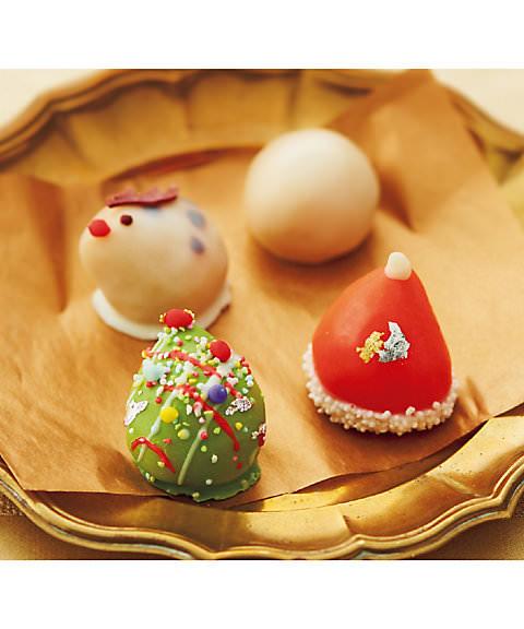 クリスマス 和菓子