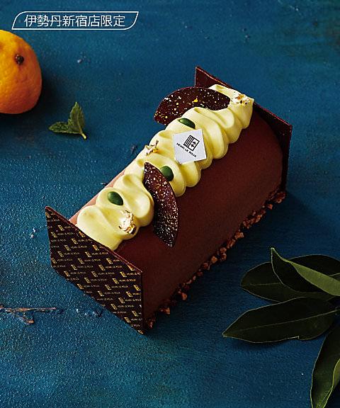 アンリ・ルルー クリスマスケーキ
