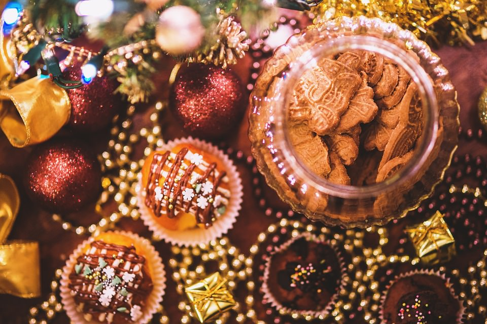 伝統的なクリスマス