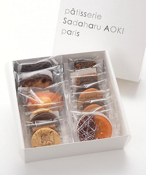 サダハルアオキ ホワイトデー 焼き菓子 2016