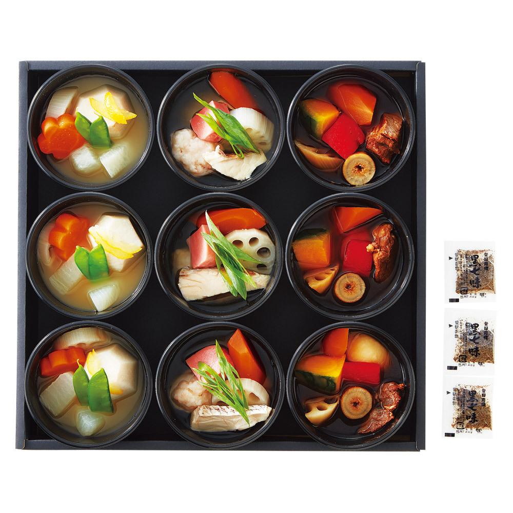 京都・南禅寺瓢亭 スープ