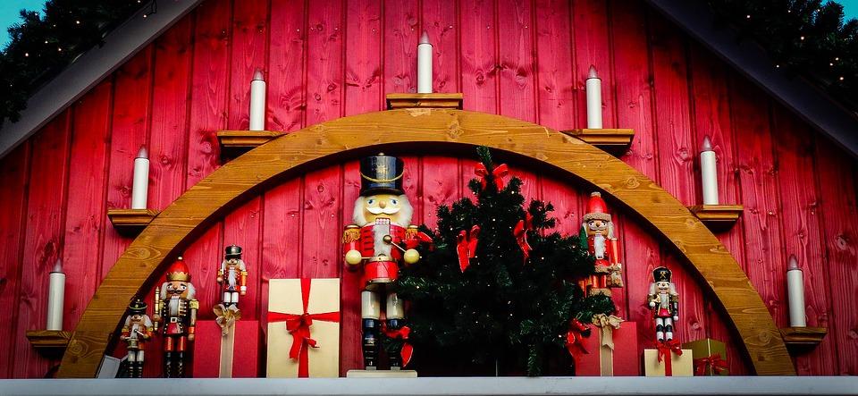 クリスマス くるみ割り人形2
