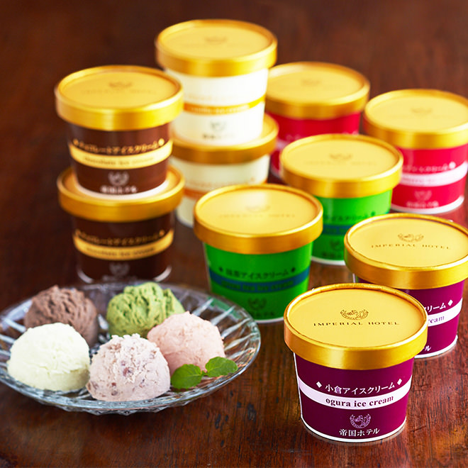 帝国ホテル アイスクリーム詰め合わせ2