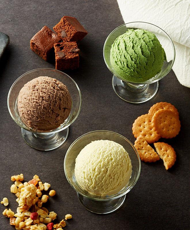 帝国ホテル アイスクリーム詰め合わせ