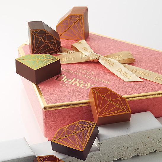 デルレイ バレンタインチョコ