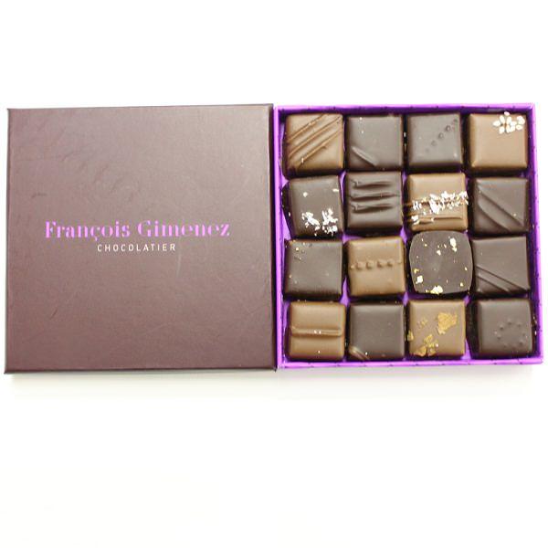 フランソワ・ジメネーズ チョコレート