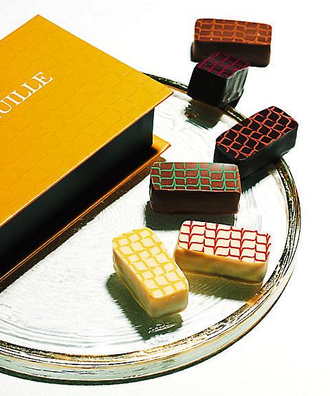 フレデリック・カッセル チョコレート