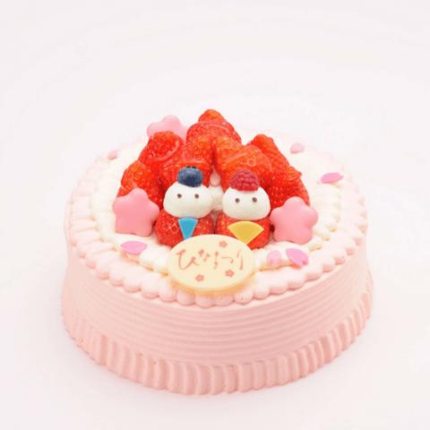 京都北山マールブランシュ ひな祭りケーキ (2)