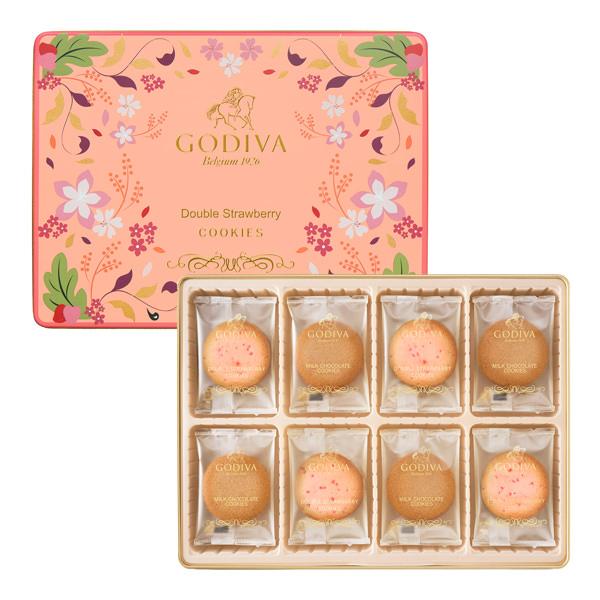 ゴディバ ストロベリークッキー