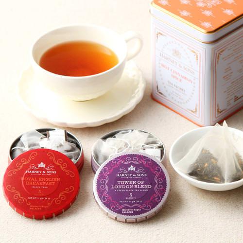 年配の女性におすすめ 紅茶