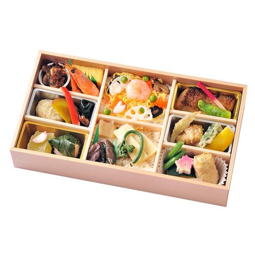 京料理 たん熊北店 花見弁当