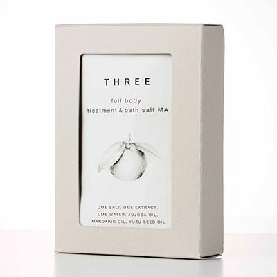 THREE バスソルト