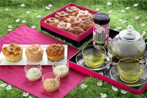 春のピクニック弁当