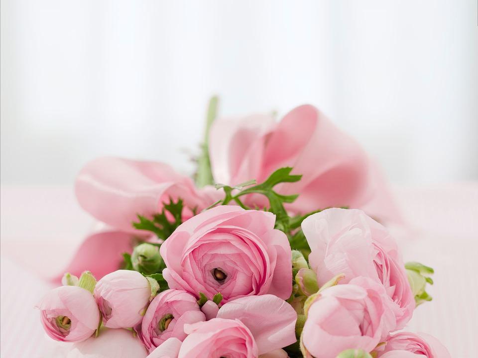 お花のパズル