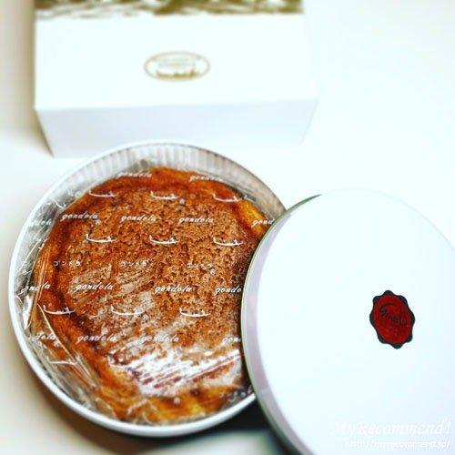 ゴンドラ パウンドケーキ