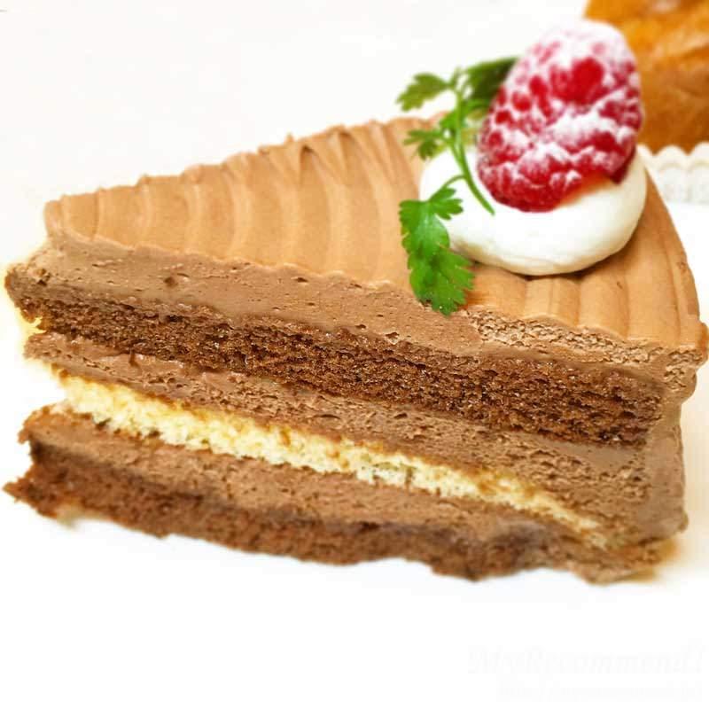しろたえのチョコレートケーキ