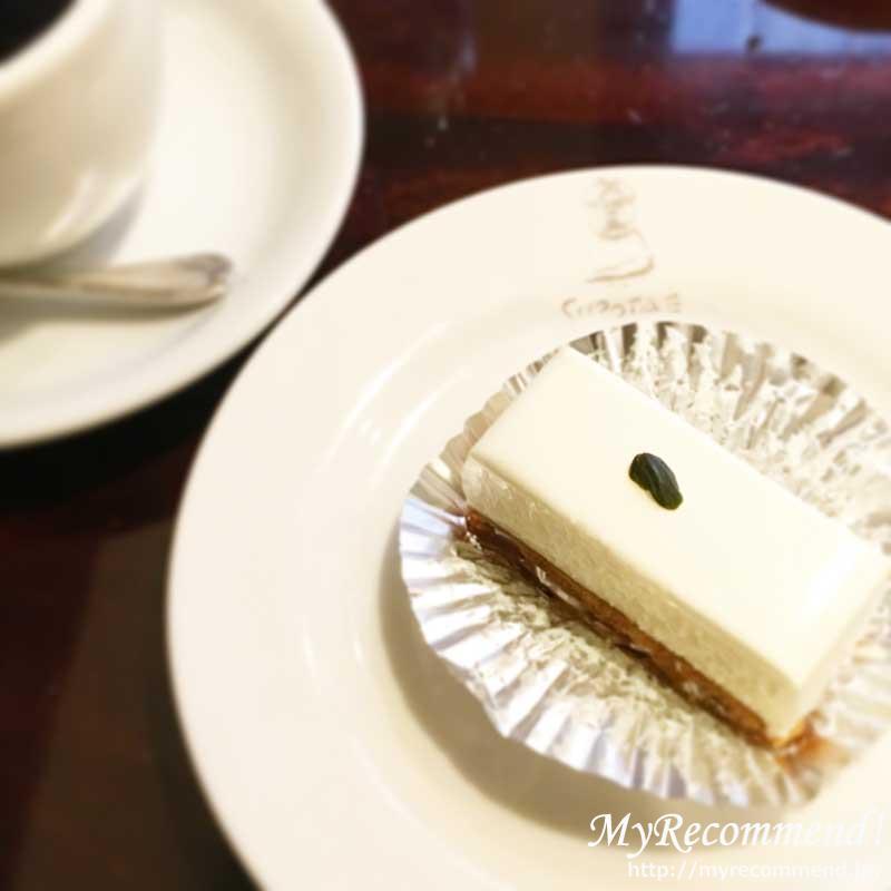 しろたえ レアチーズケーキ&シュークリーム