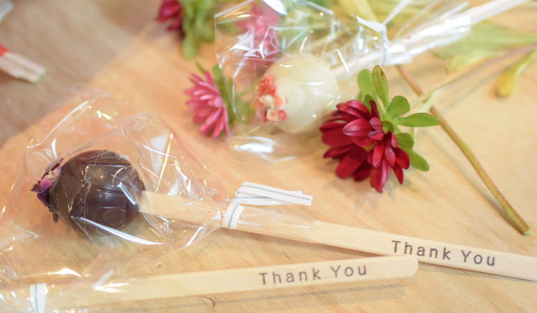 感謝 メッセージ お菓子8