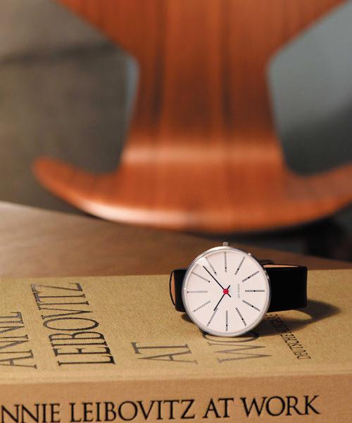 アルネヤコブセン 腕時計2