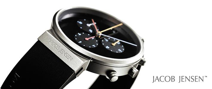 JACOB JENSEN 腕時計