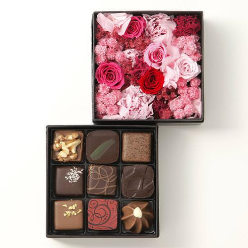 母の日 チョコレート
