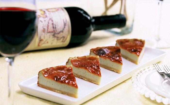 パテイスリールラピュタ チーズケーキ2