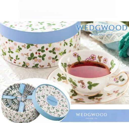ウェッジウッド 紅茶ギフト
