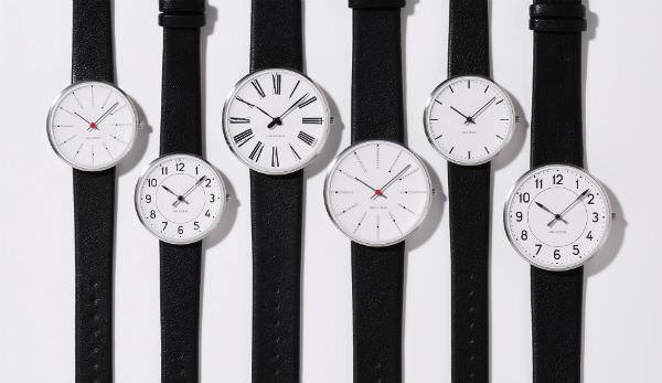 アルネヤコブセン 腕時計