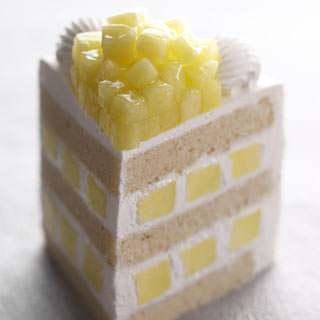 エクストラスーパーメロンショートケーキ