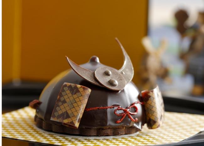 ウェスティン都ホテル京都 こどもの日ケーキ