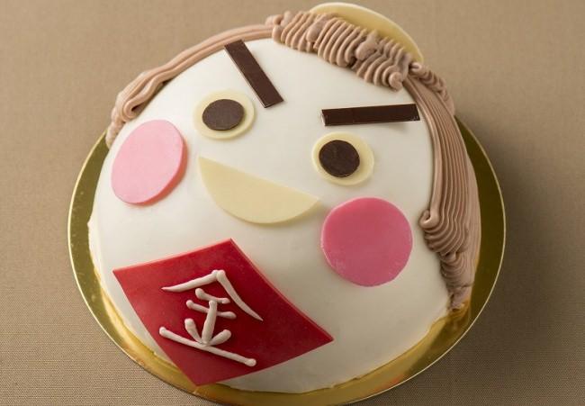 ホテル大阪ベイタワー「金太郎」ケーキ