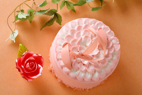 シェラトン都ホテル大阪,母の日ケーキ