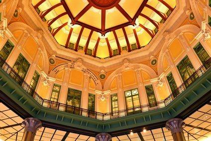 東京駅南口 東京ステーションホテル