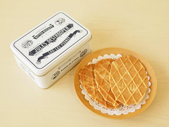 ジュールス・デストルーパー ミニレトロ缶 クッキー2