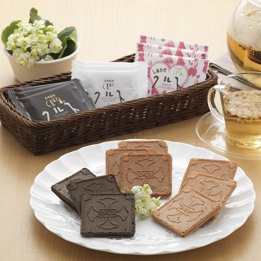 長崎土産 名菓 小浜食糧名菓 クルス2