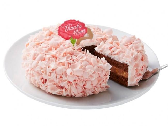 モロゾフ 母の日限定ケーキ