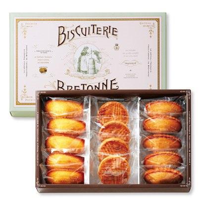 ビスキュイテリエ ブルトンヌ 焼き菓子詰め合わせ