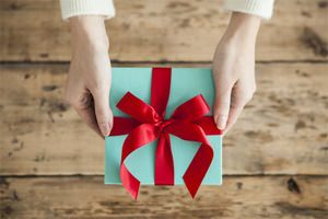 贈り物のマナー