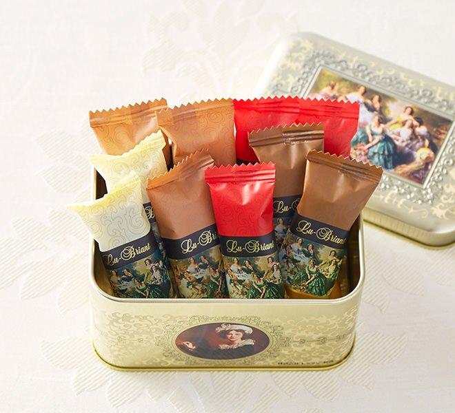 チョコレート ルーブリアン