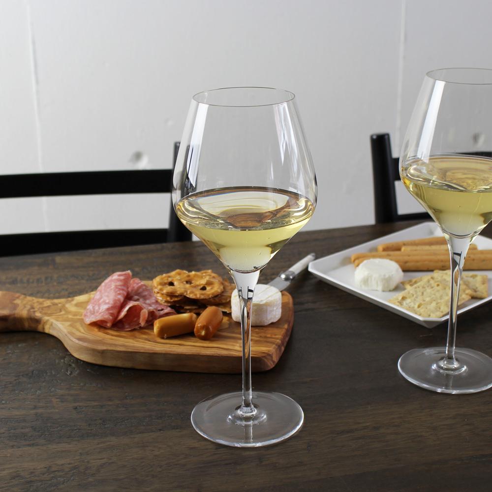 ツヴィーゼル 白ワイングラス