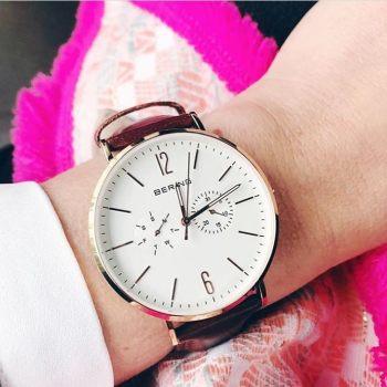 おしゃれな腕時計 ベーリング