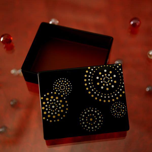 小箱 蛍 花火 向日葵