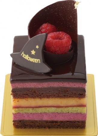 ヴィタメール ハロウィン限定ケーキ2
